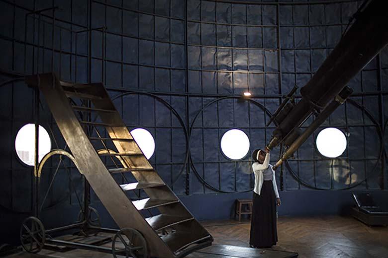 Space Girls, photo credits Gianluca di Ioia