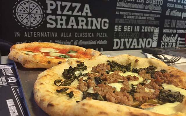 Briscola Pizza Society, photo credits Alessandro Giumelli