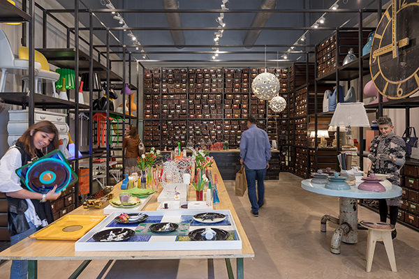 Fidenza village introduces 39 the creative spot design 39 for summer 2017 where milan what to do for Milan factory outlet