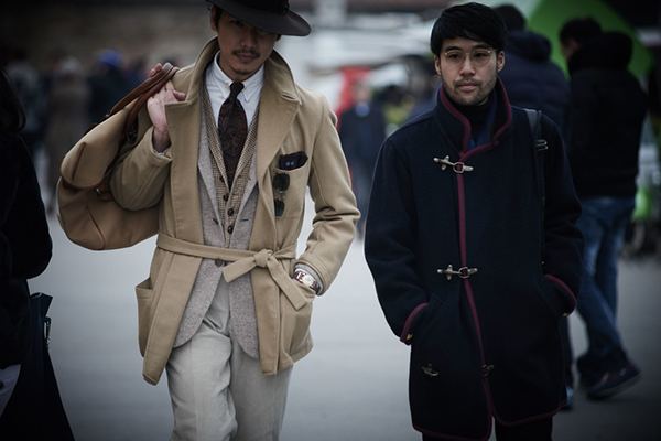 Fashion: Fair Pitti Uomo 2017 in Florence