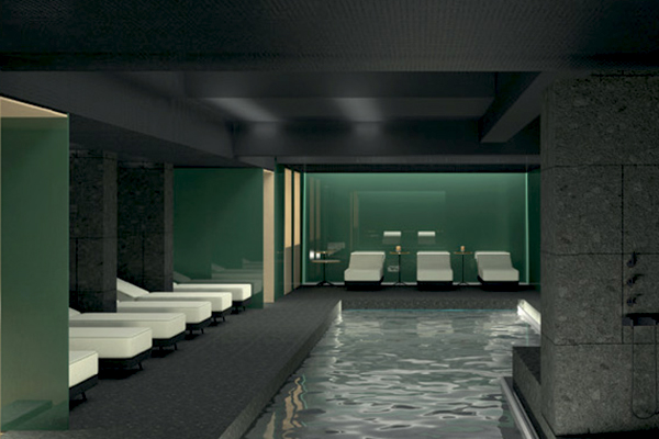 Ceresio 7 opens its new gym spa where milan what to for Ceresio 7 gym spa