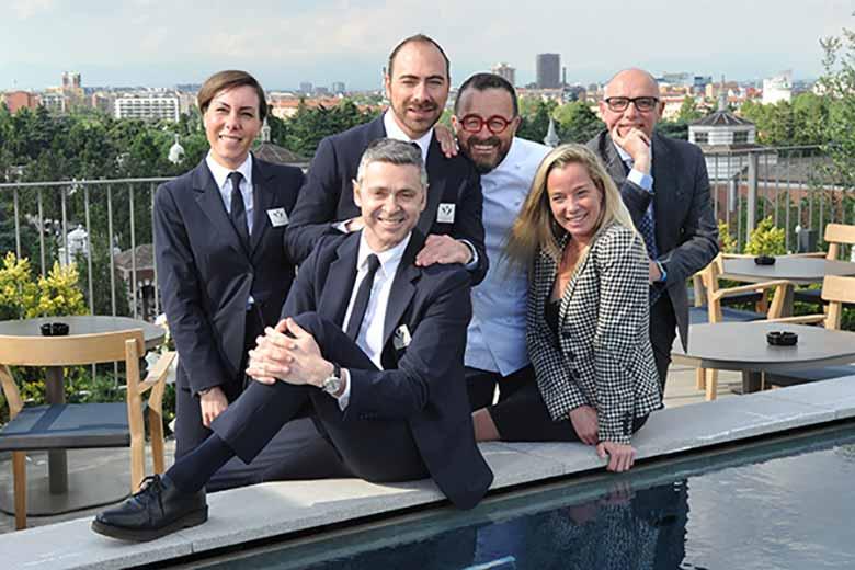 Hotel Viu Milan Five Stars One Michelin Where Milan