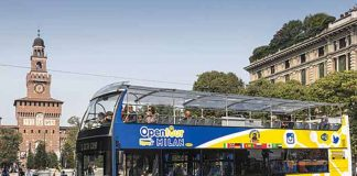 Milano Open Tour