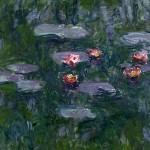 Monet exhibition rome