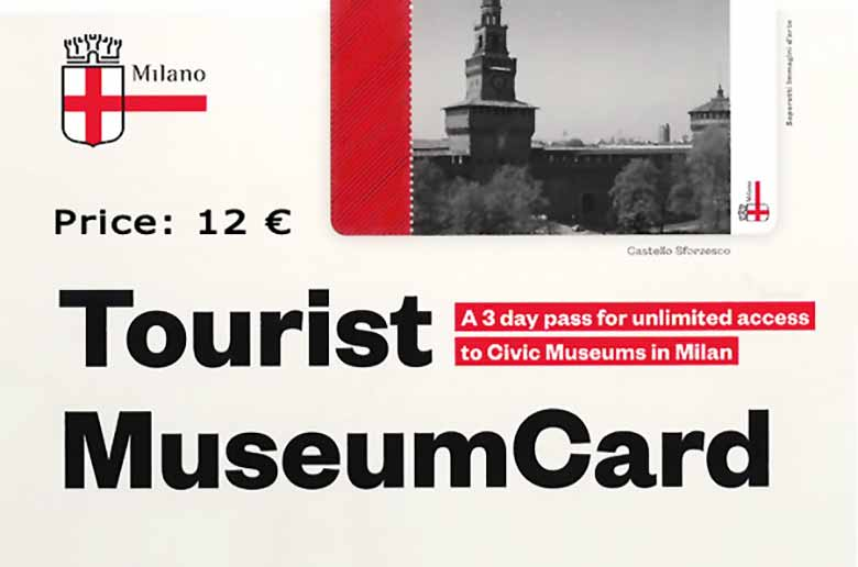 The 3 day museum card