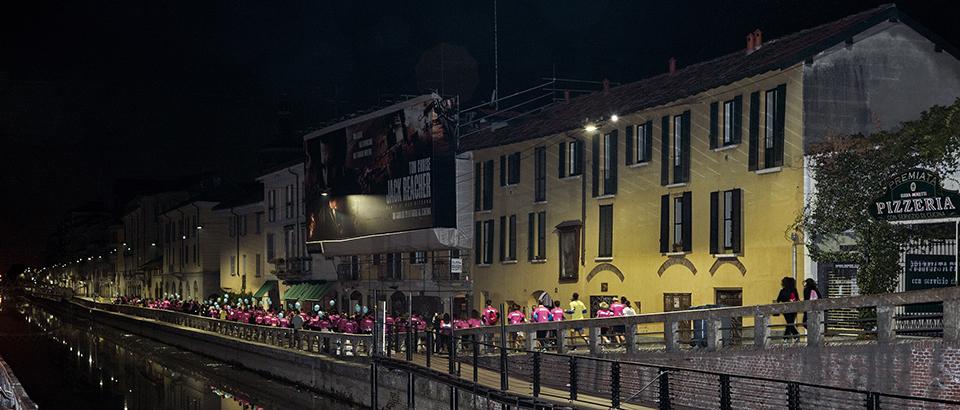 Local charity marathon: Milano Loves You Run 2017