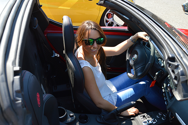 traveling italy on a spider supercar | where milan