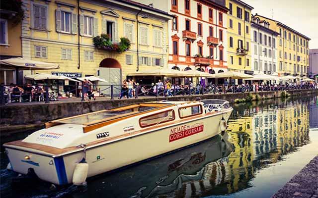 Navigli Cruises by Neiade