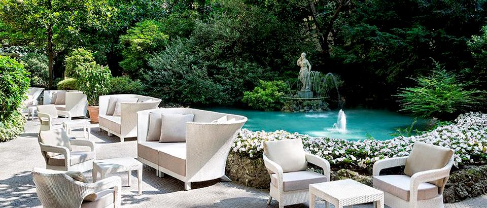 Discover the best restaurants with garden in Milan