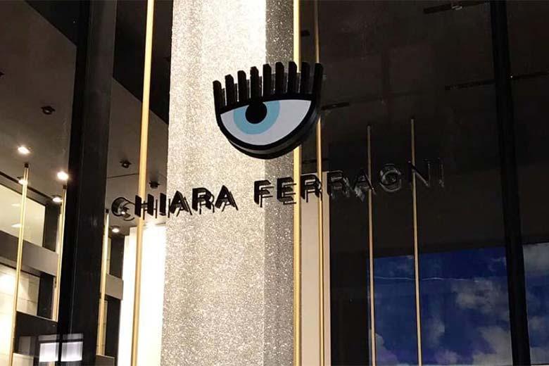 Chiara Ferragni's Store
