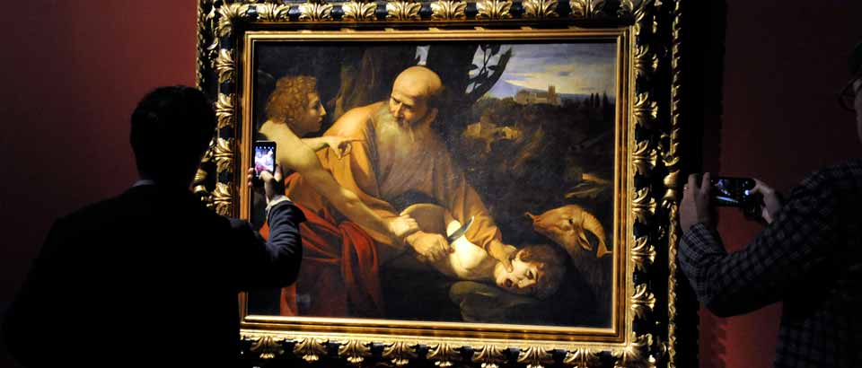 Caravaggio: beneath the surface of his paintings