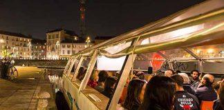 Floating cinema of Cinema Bianchini