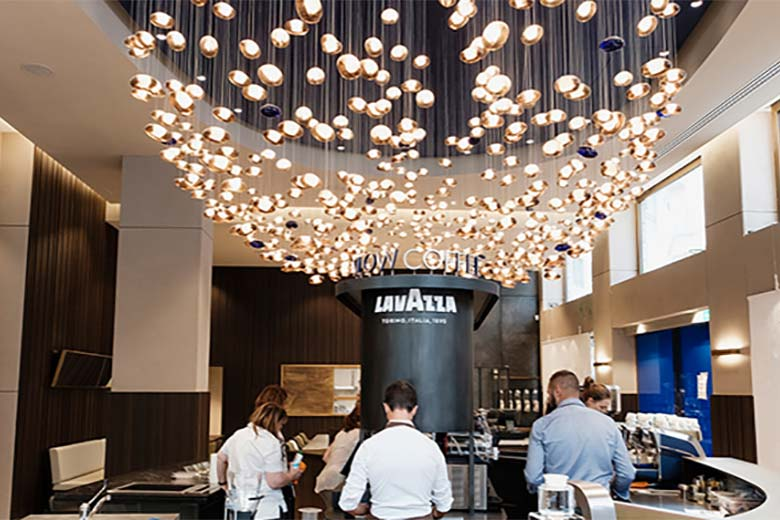 Lavazza Flagship Store in Milan