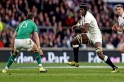 England star Maro Itoje in action