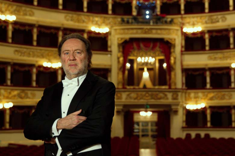 Riccardo Chailly - Photo by Marco Brescia and Rudy Amisano