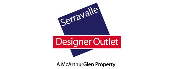 Serravalle McArthurGlen main sponsor