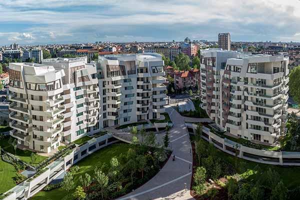 city-life-libeskind-residence