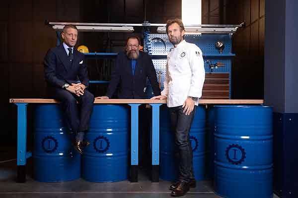 Garage italia milano opens in piazzale accursio where milan what to do in milan - Garage italia ristorante milano ...