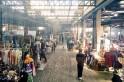 Milan's huge vintage market