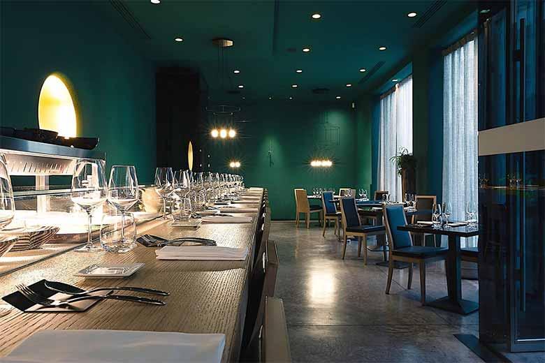 Michelin Starred Restaurants In Milan