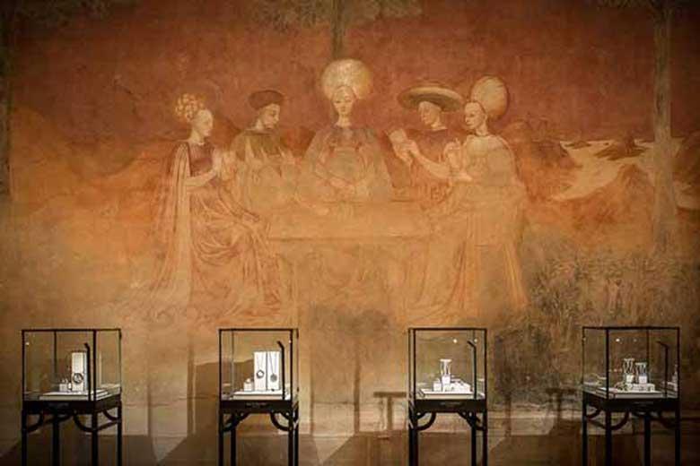 Antonini Opens its Showroom in Piazza Borromeo