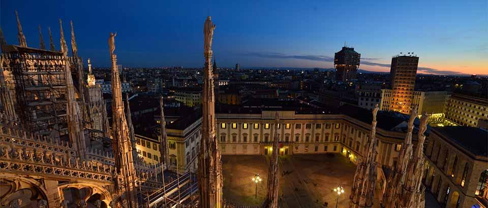 """Visual Show """"Il Quinto Stato - Milano, Città di Musei"""": Discover it and  Join our Instagram Contest!"""