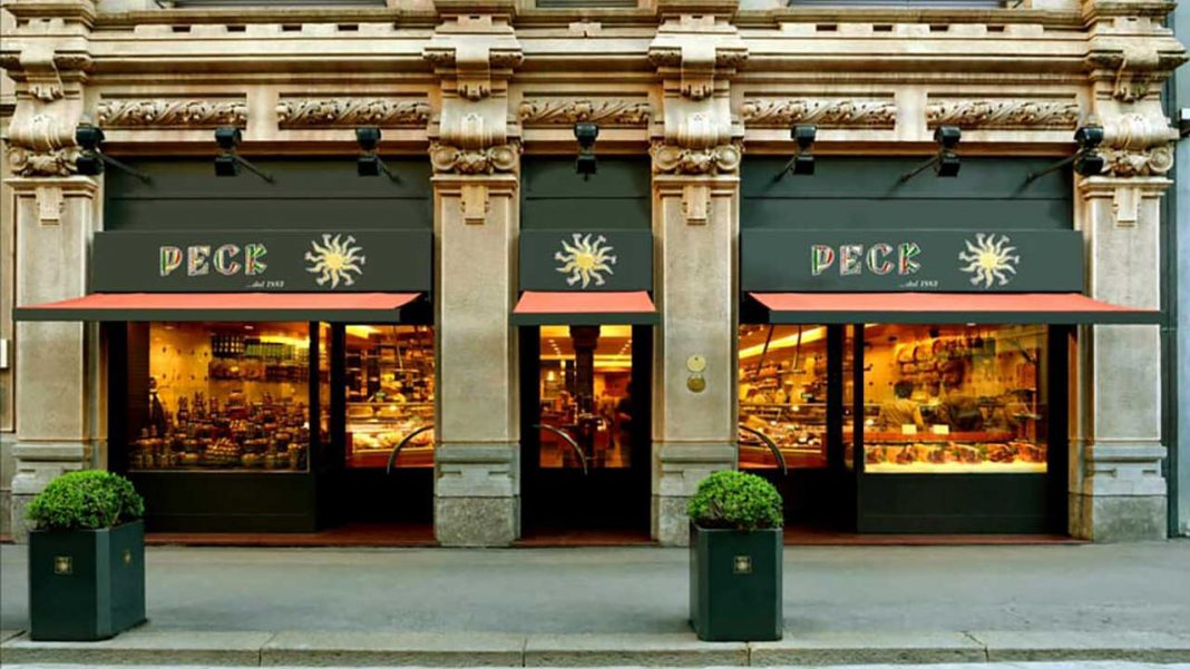 Peck, in Milan in via Spadari