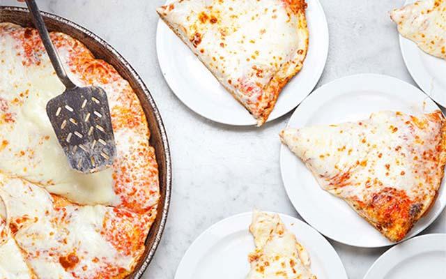 Spontini pizza in Milan