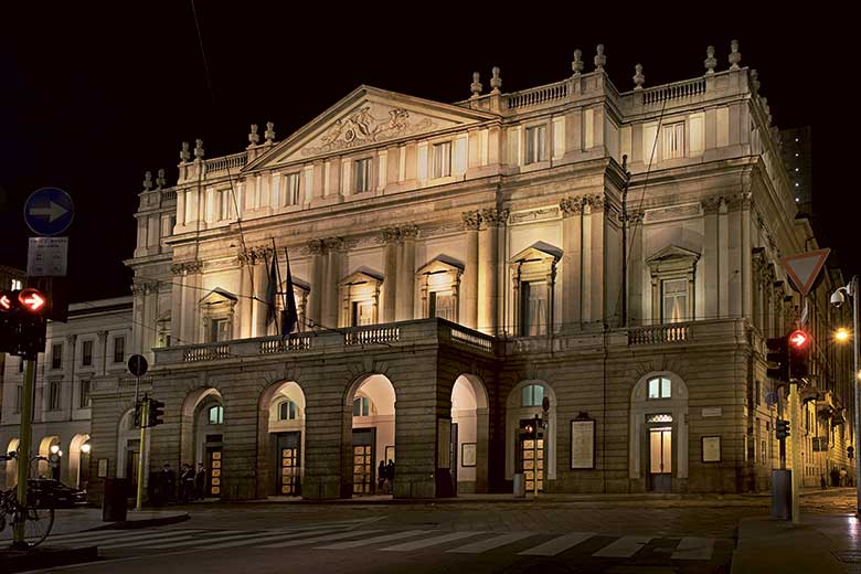 Calendario Teatro Alla Scala.Opera Events At Teatro Alla Scala 2019 Where Milan