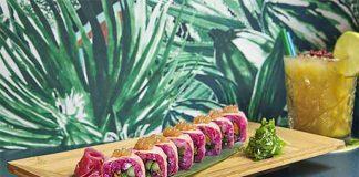 The best sushi restaurants in Milan
