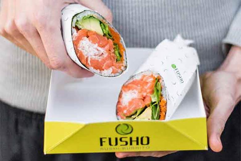 Photo of Fusho Roll