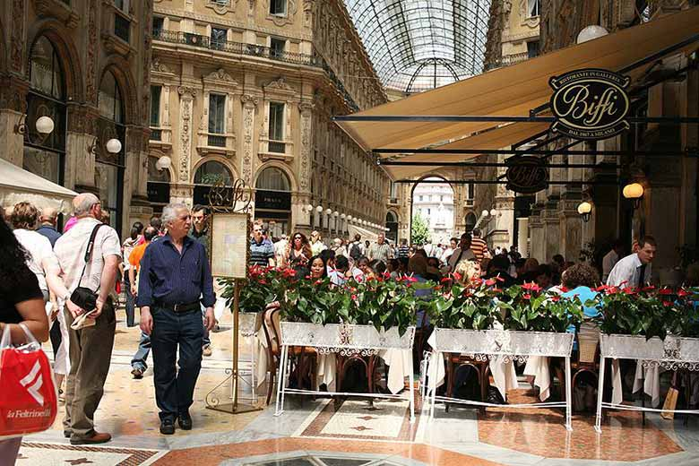 Shopping Amp Dining At Galleria Vittorio Emanuele Ii