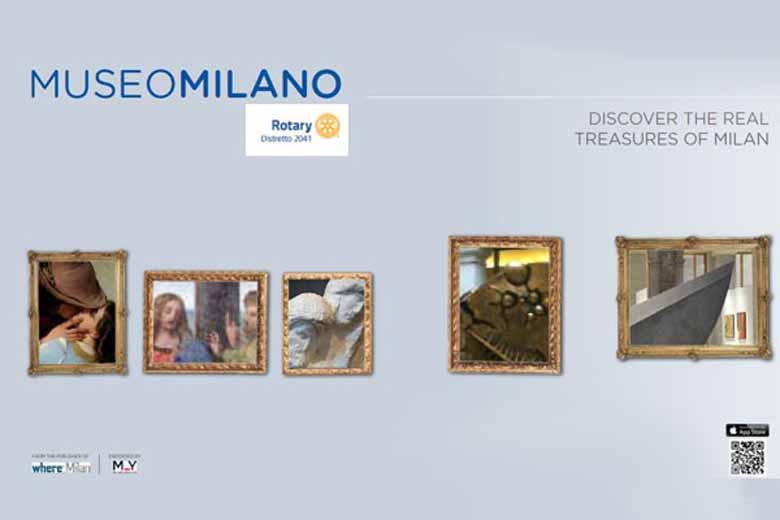 Museo Milano app