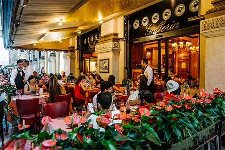 Ristorante Galleria Historical Restaurant In Galleria