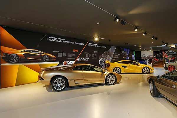 Lamborghini_museum