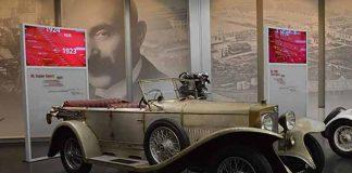 The Alfa Romeo Automotive Museum