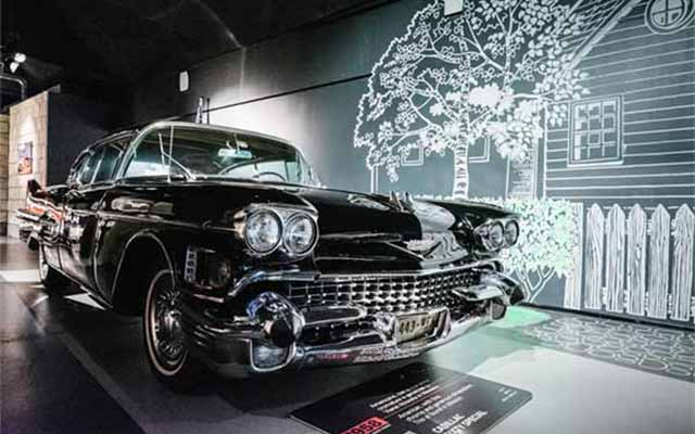 The Automotive Museum in Turin