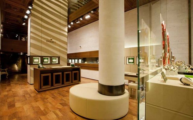 Inside Ronchi, official Rolex retailer
