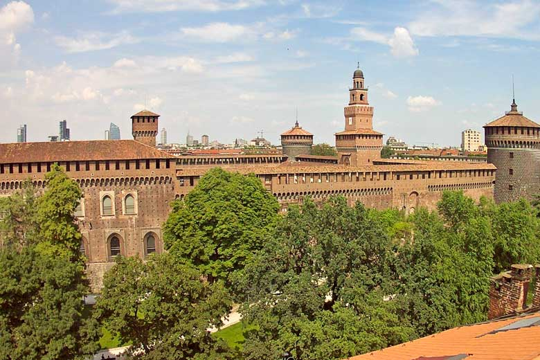 Live Webcam Views of Milan   Where Milan   Florence Italy City Cam