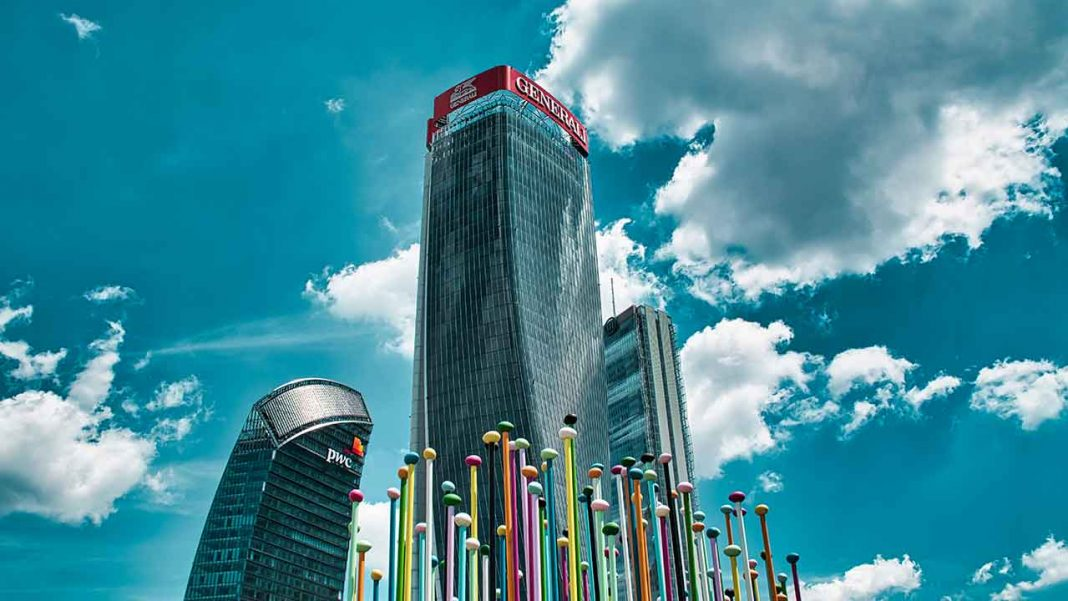 Citylife district (c) Shutterstock.com