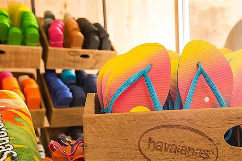 Havaianas Flagship Store in Milan