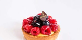 A creation by Rinaldini pastry