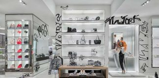 MKGO Graffiti Collection by Michael Kors