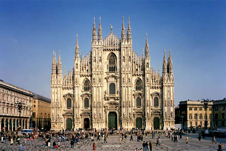 Gallery The Duomo Of Milan Where Milan