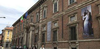 The facade of the Accademia and Pinacoteca di Brera, © Where Italia