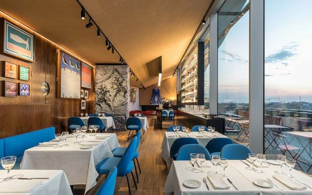 Food And Culture Museums With Restaurant In Milan Where Milan