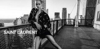 Yves Saint Laurent, summer 2018 campaign