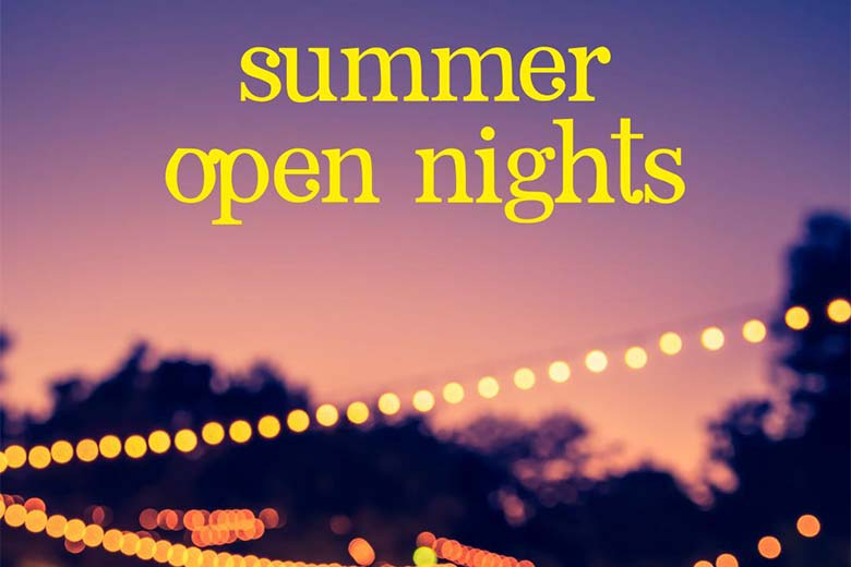 Summer Open Nights at Vicolungo The Style Outlets