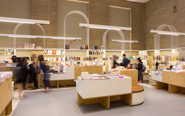 Triennale Bookshop