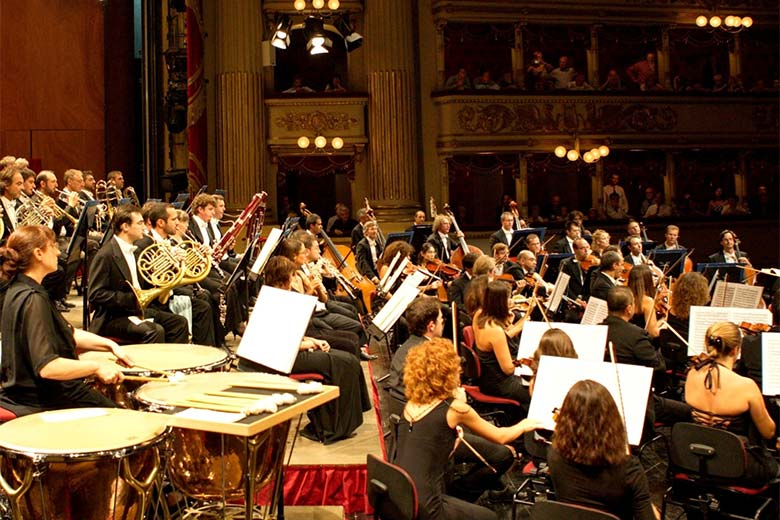 Fall Special Concert By Laverdi And Teatro Alla Scala Where Milan
